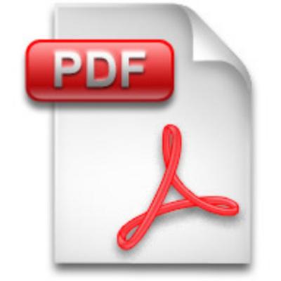 PDF erzeugen